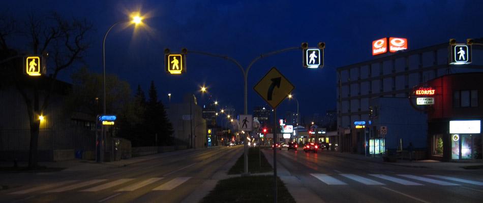 Pedestrian Crosswalk Sign Kits